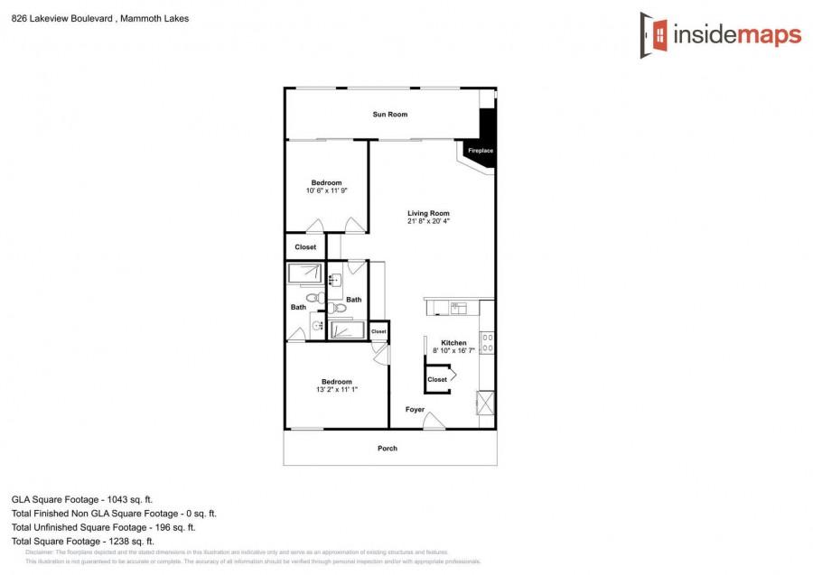 Floor Map Of Home