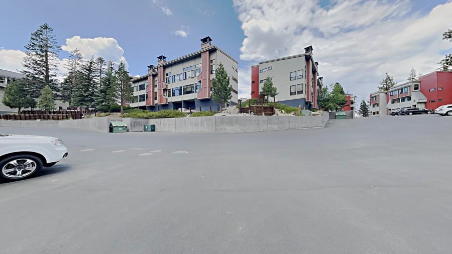 Outdoor Parking Area