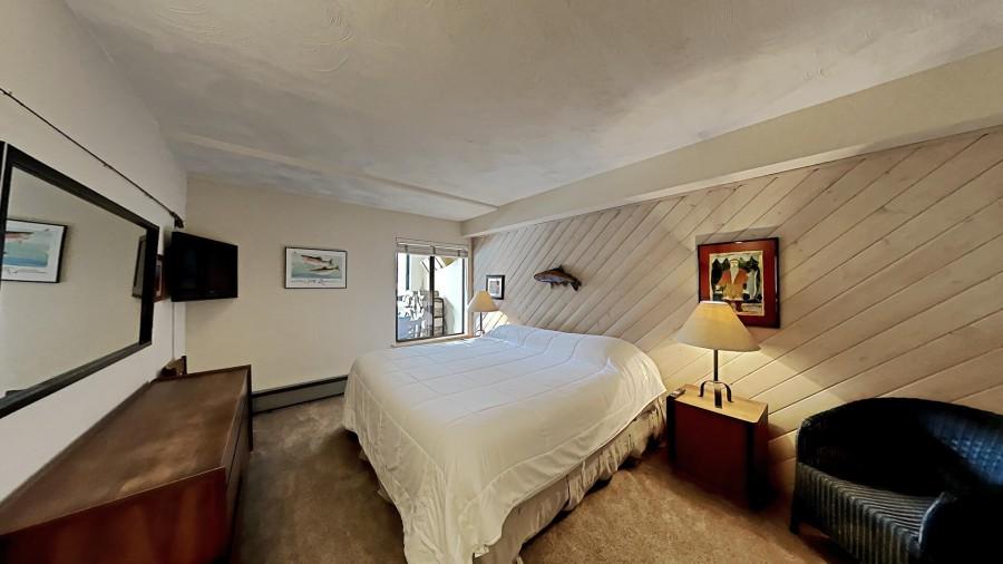 Enjoy Slope Views From Bedroom 1