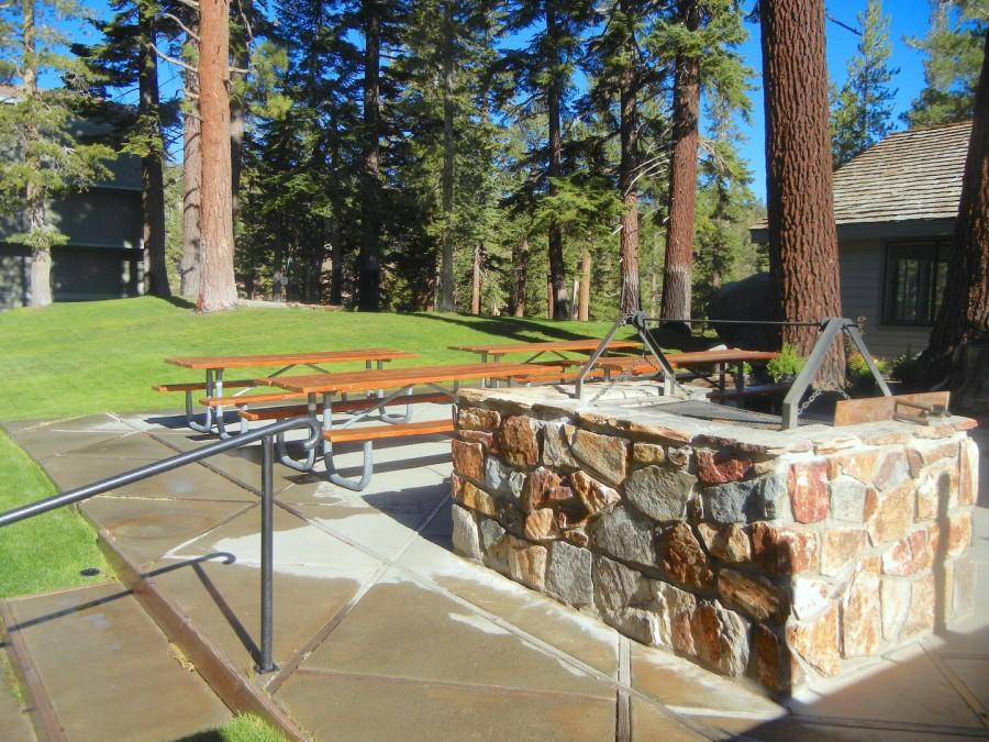 BBQ 1849 Recreation Area