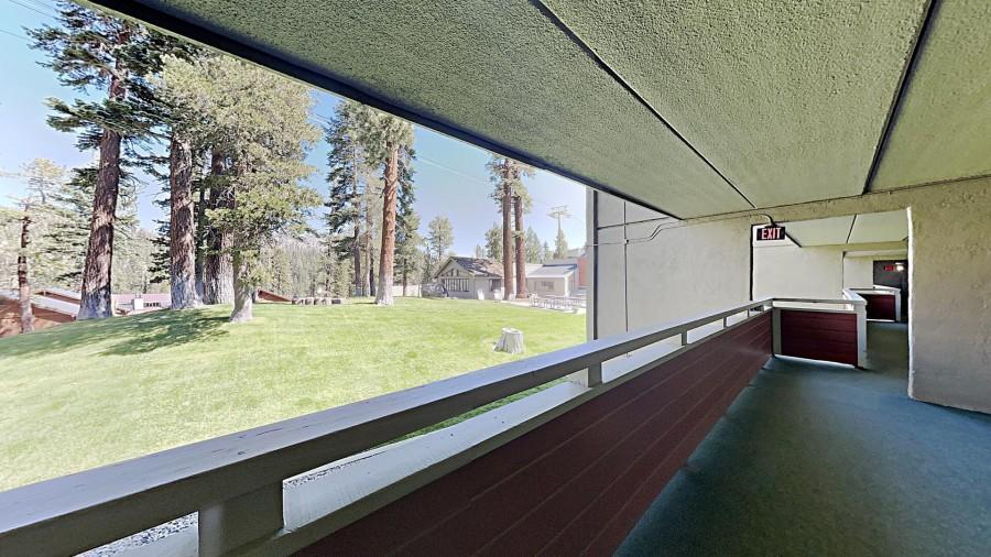 View Of Recreation Area From Front Door