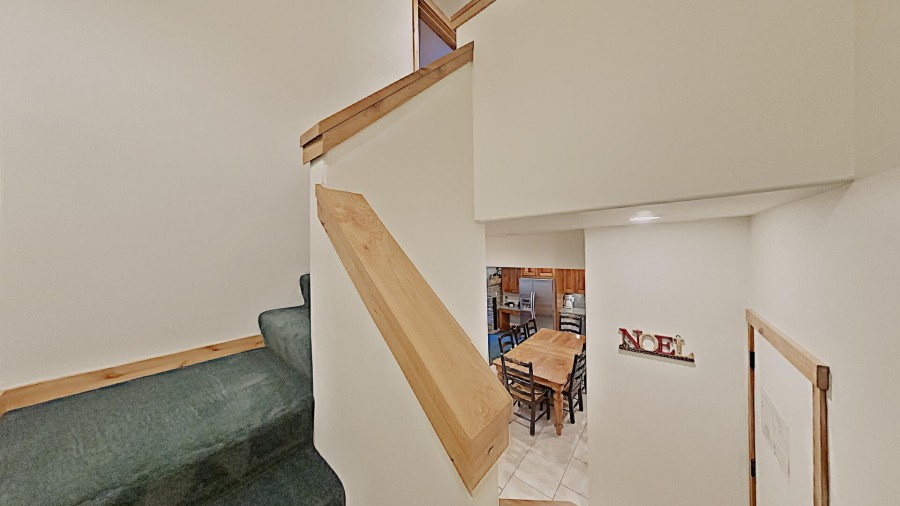 Stairs to 2nd Bedroom And Loft