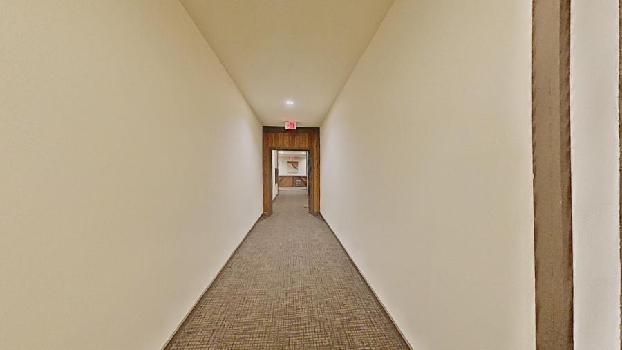Hallway in Complex