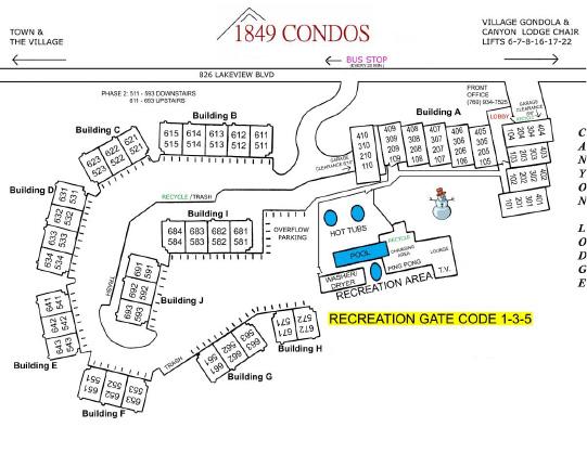 1849Condos-map - Mammoth Lakes Rentals