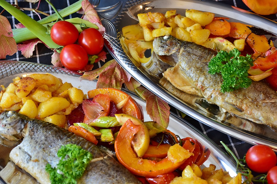 Delicious Alpine Trout || 10 Awesome Mammoth Mountain Restaurants || 1849 Mountain Rentals
