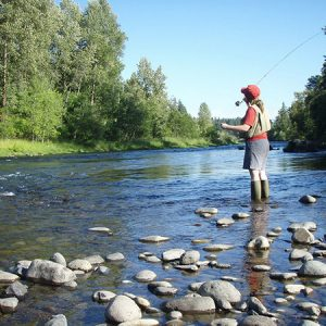 top ranking fly fishing areas in the Mammoth Lakes area || 1849 Condos