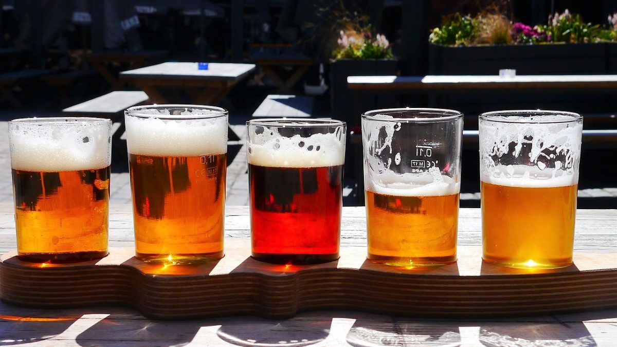 Mammoth is home to some fine breweries, all offering a unique array of concoctions.