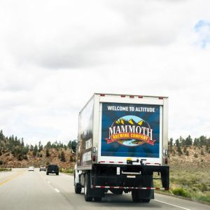 Head up to higher elevation and sip some sensational beers in Mammoth Lakes.
