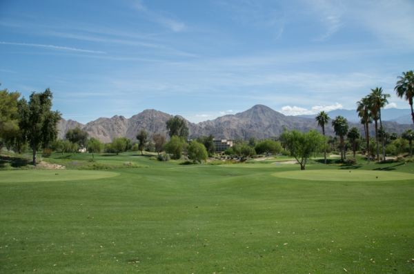 Mammoth's Sierra Star Golf Course in California