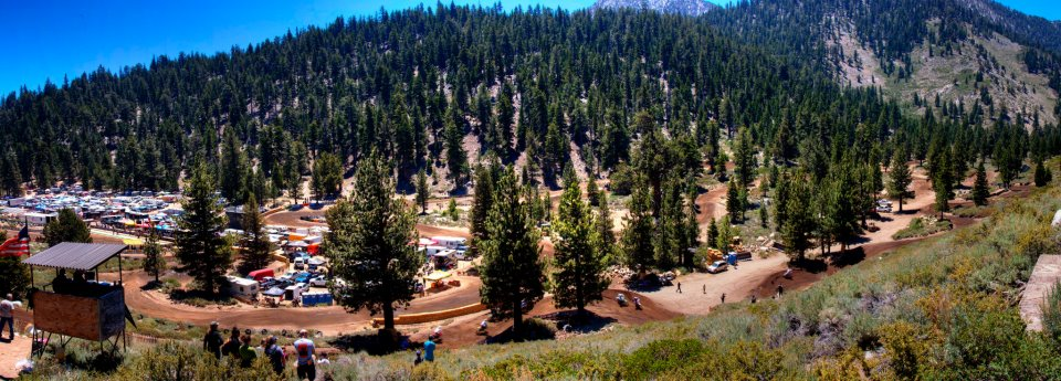 The Monster Energy Mammoth Motocross is the oldest continuous running motocross event in the United States. Some real legends of motocross have dominated the tracks here in Mammoth throughout the years. Top names include Jeremy McGrath, Jeff Ward, Bob Hannah, Ricky Carmichael, Ryan Villopoto, and many others.